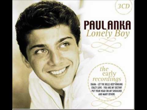 Paul Anka-Lonely Boy/Lyrics