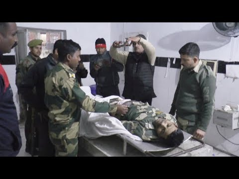 BSF constable martyred in Pak fire in Samba
