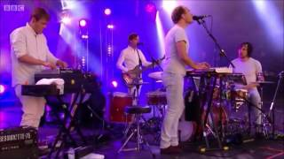 Caribou - Can't Do Without You (Glastonbury 2015)