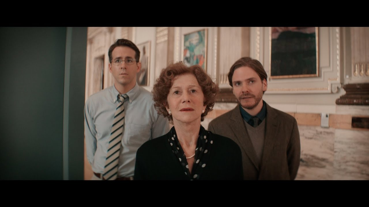 画像: Woman In Gold (2015) Official Trailer [HD] youtu.be