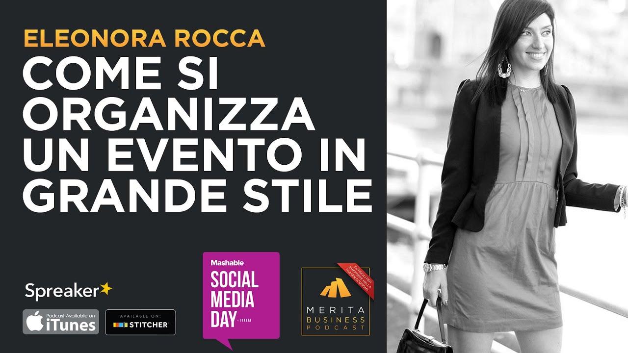 Mashable Social Media Day - Ep. 40 - Intervista a Eleonora
