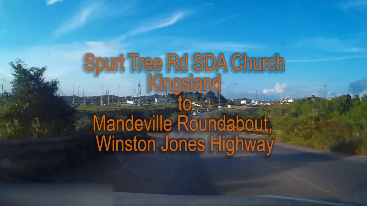 SDA: passing roundabouts 58