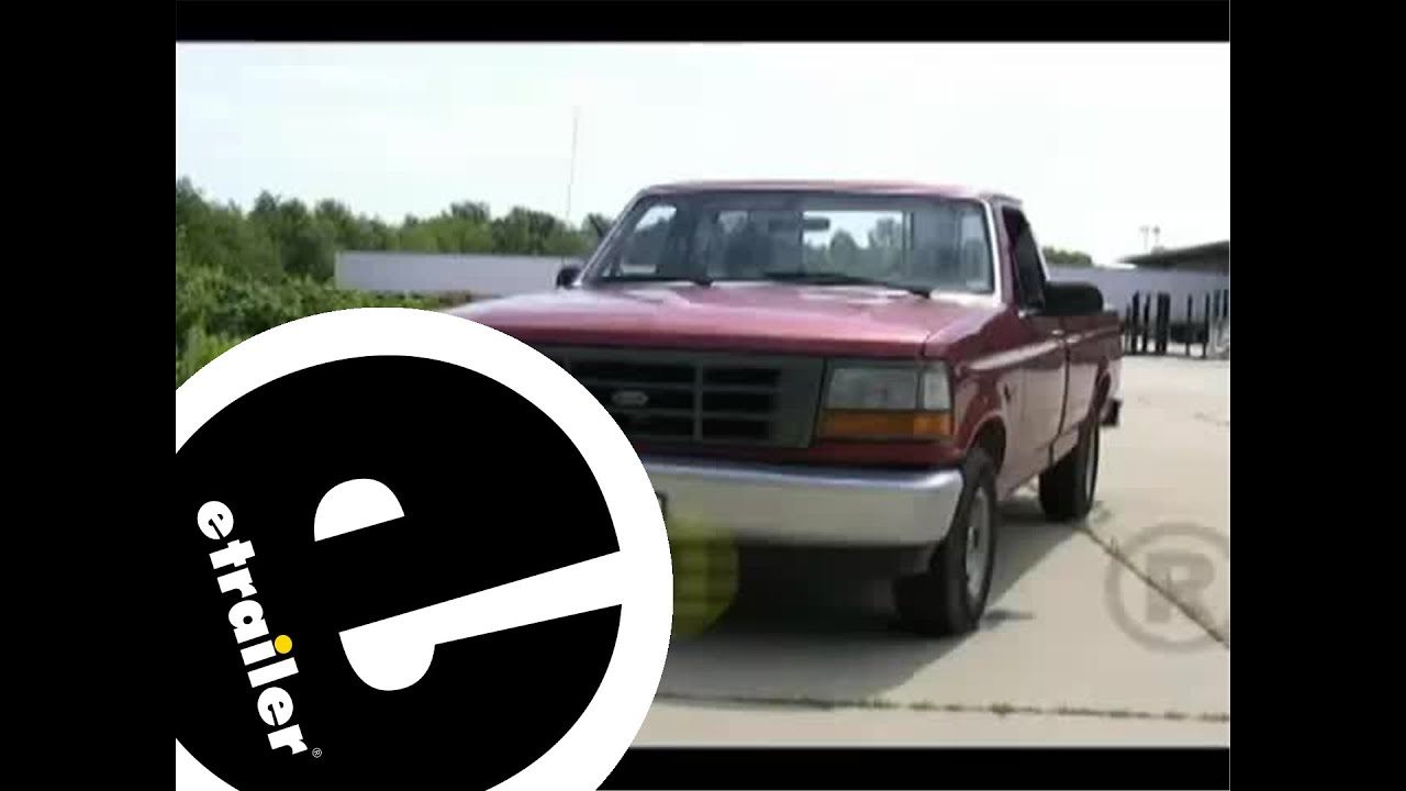 1994 F150 Wiring Harness | Wiring Diagram  F Wiring Diagram on