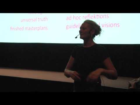 Tina Saaby: Copenhagen – A City for People Lecture in Prague