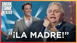 Rodrigo se interesa por la máquina de hacer sushi | Shark Tank México