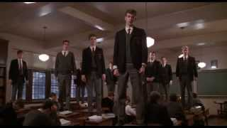 Dead Poet Society : Captain, oh my captain
