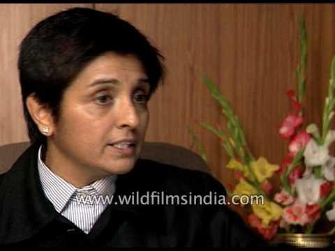 Kiran Bedi   India's First & Highest (Woman) Ranking Officer