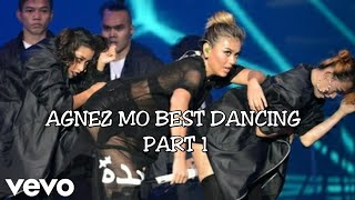 AGNEZ MO BEST DANCING    PART 1 (Temperature, Hide & Seek, ...)