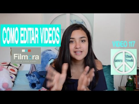 Como editar videos filmora video 117 xime ponch youtube for Cuarto de xime ponch