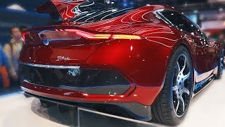 Crazy Doors & More - Meet the Fisker EMotion