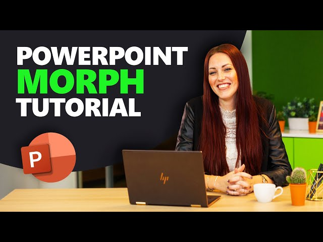 PowerPoint Morph Handleiding | PowerPoint Basics | PPT Solutions