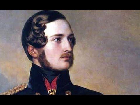 Prince Albert Biography: His Ambition, Significant Political Roles, and Marital Strain (1997)