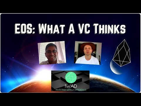 """Raman Bindlish on the EOS Podcast: """"A VC Talks About EOS - A New Thought On Worker Proposals"""""""