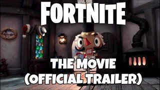 FORTNITE The Movie (Official Trailer) CRACKSHOT IN SANTA'S ON HIS WAY