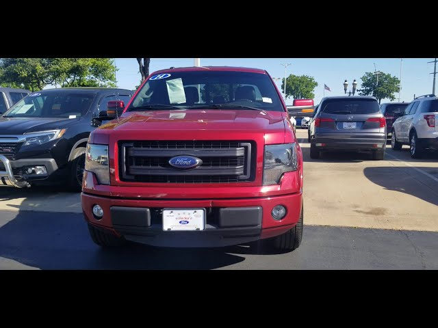 Safe Car Buying online 2014 Ford F150 FX2