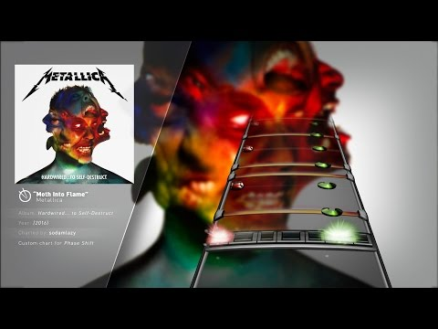 Metallica - Moth Into Flame (Drum Chart)