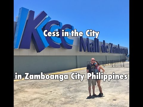 Cess and the City in Zamboanga City, Philippines