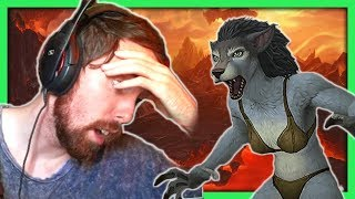 Asmongold Reads 8.2.5 Patch Notes: This FORTNITE Feature is Now in WoW!