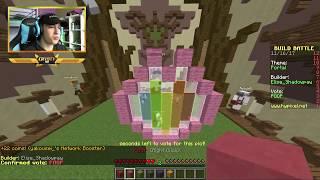 POŢI OBSERVA DIFERENŢA ?! Minecraft Build Battle | Episodul 11 !
