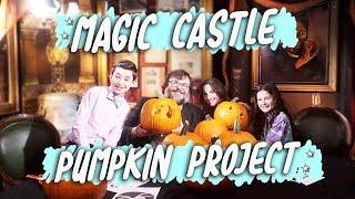 Magic Castle Pumpkin Project (WK 402.2) | Bratayley