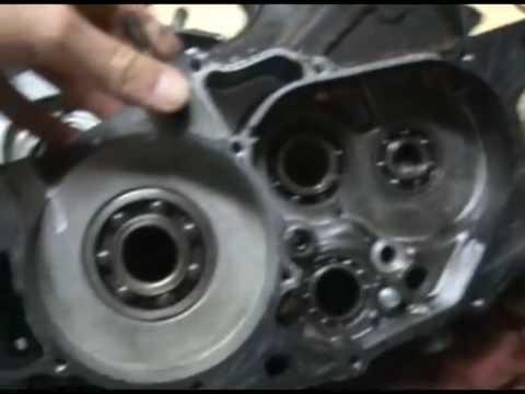 Craigslist Special 250R Engine Teardown
