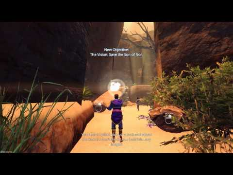 Son of Nor Gameplay, Alpha (Part 1) |