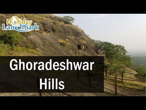 Ghoradeshwar Hills-Caves-Temple Near Pune, Maharashtra