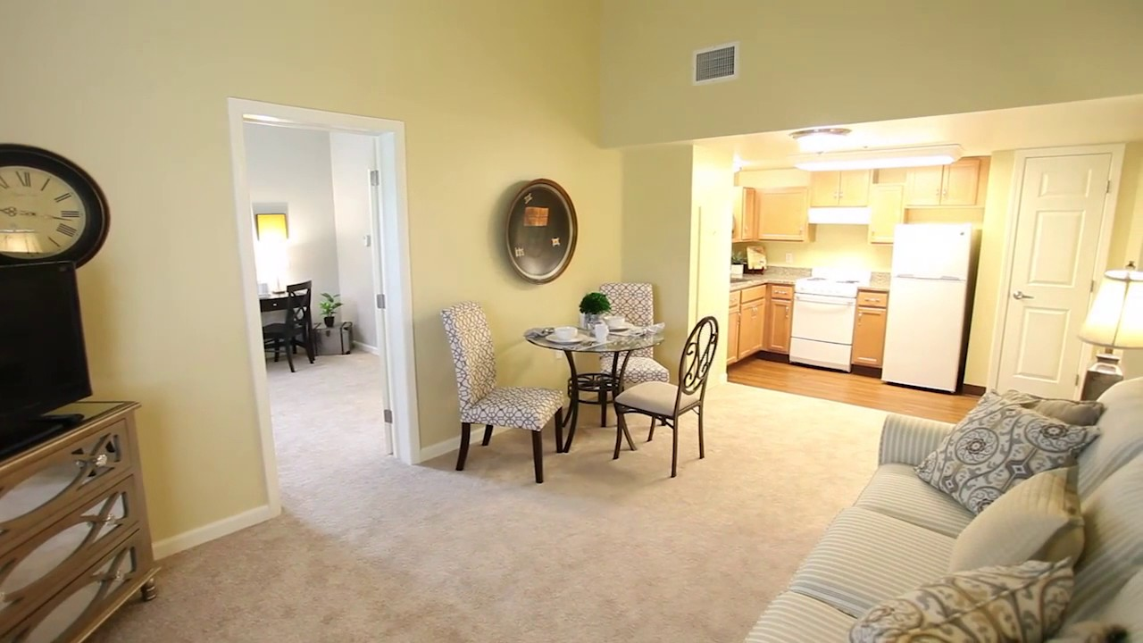 Senior Apartments Dayton Ohio - YouTube