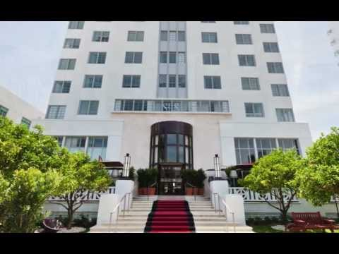 SLS Hotel South Beach, Miami - YouTube