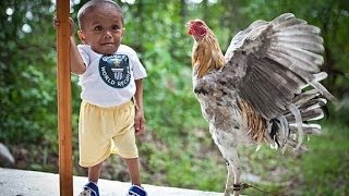 Smallest Man in the world - SpecialHumanVideo