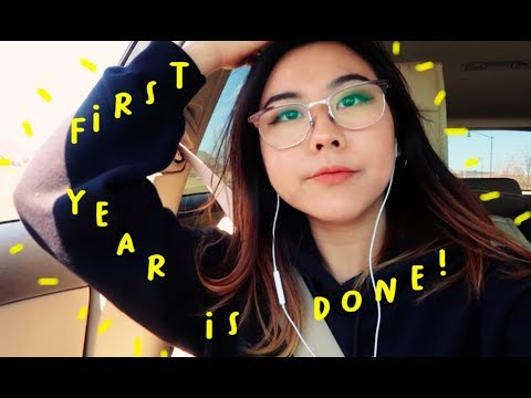 🌟first year is over!!!🌟(a uni vlog)