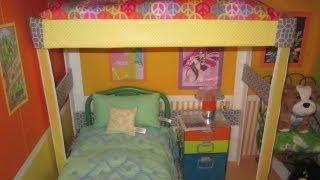 Htm Loft Bed For Your Ag Dolls