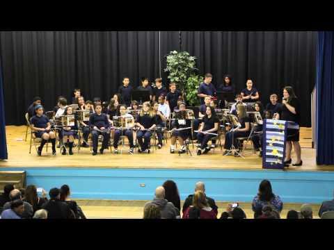 Metro Catholic School 5th & 6th Grade Band