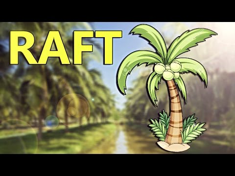 The Lone Survival - Raft #6 | Became A Coconut Farmer