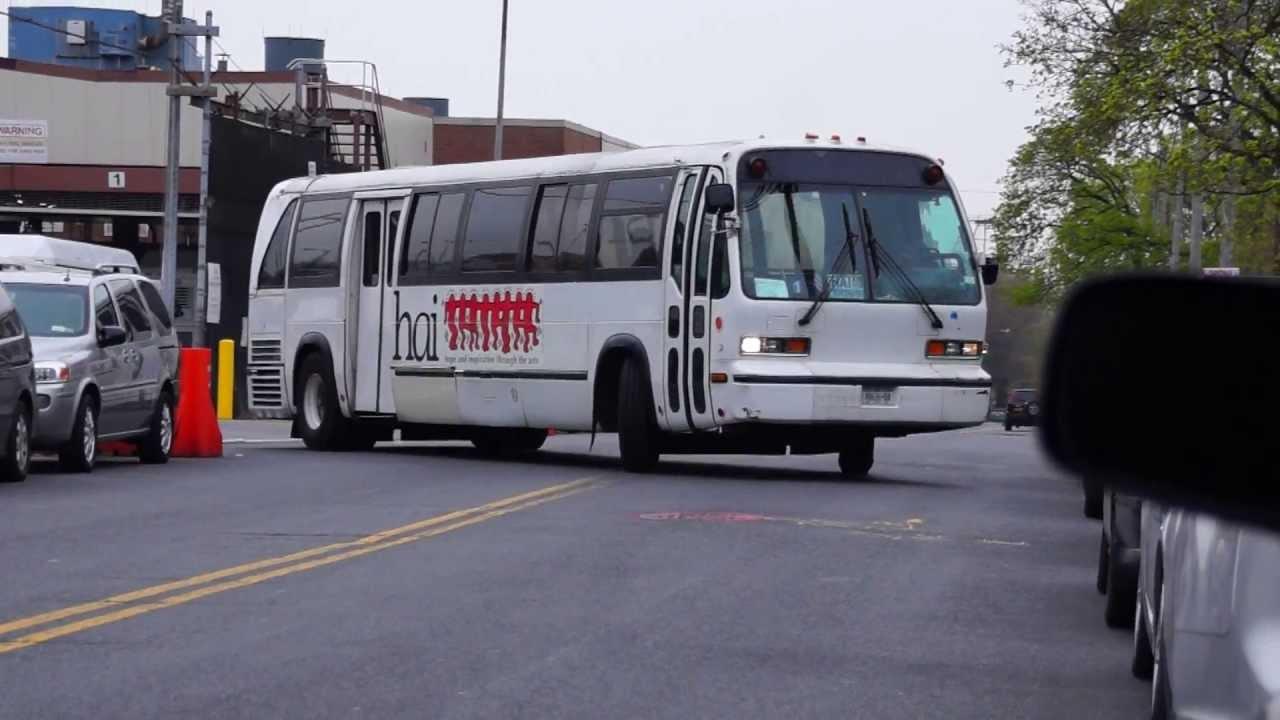 1991 Mta Regional Bus Tmc Rts 06 Quot T80206 Quot 8185 Hospital