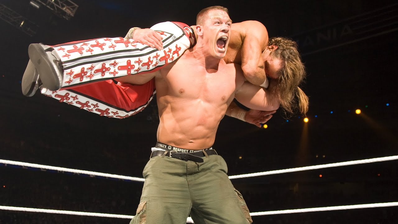 Download John Cena's biggest WrestleMania wins: WWE Playlist