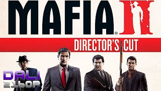 Mafia II Director's Cut - Joe's Adventures DLC PC UltraHD 4K Gameplay 60fps 2160p