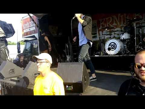 Chunk No Captain Chunk Warped Tour 2014 Full Set