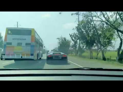 Fast & Furious Lambo Vs. Toyota Vios South Luzon Expressway