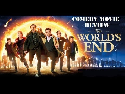 THE WORLD'S END ( 2013 ) Comedy Movie Review