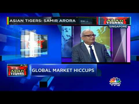 Asian Tigers: Helios Capital's Samir Arora speaks to CNBC-TV18- Part 1