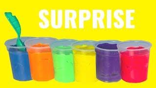 Surprise Play Doh Klei Potjes Speelgoed Filmpje Voor Kinderen Nederlands Gesproken
