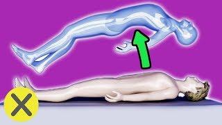 10 Cosas extrañas que te pasan al dormir