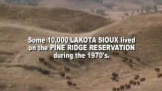 "Clip From ""Incident at Oglala"""