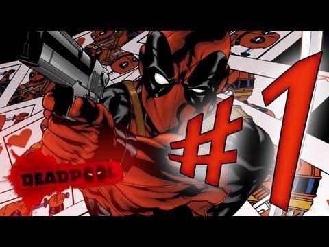 Deadpool - Parte 1: Eu Quero o Meu PRÓPRIO JOGO [ Playthrough Comentado em PT-BR ]