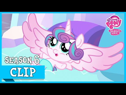 Princess Flurry Heart (The Crystalling) | MLP: FiM [HD]