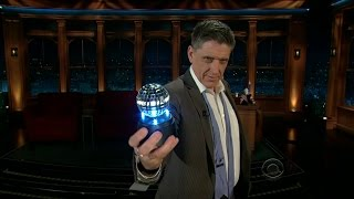 Late Late Show with Craig Ferguson 2/17/2012 Simon Helberg, Margaret Cho