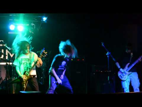 Fate // Babylon ( Soulfly Cover ) // LIVE FORUM ASSAGO