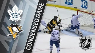 Toronto Maple Leafs vs Pittsburgh Penguins – Feb  17, 2018  Game Highlights  NHL 201718