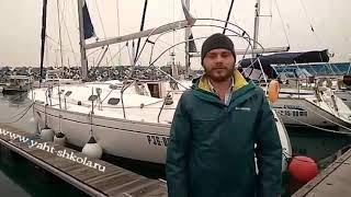 Обучение яхтингу в Сочи #простояхтшкола IYT. Отзывы - Сергей